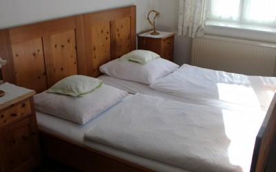 Doppelzimmer Ferienwohnung Herozgstand